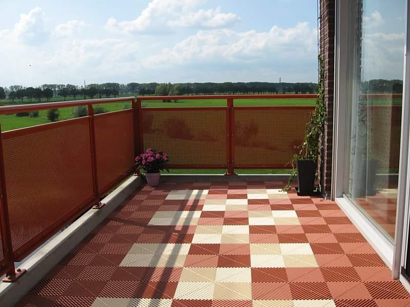 Tegels Voor Balkon : Ribdeck balkontegels swissdeckvloertegels